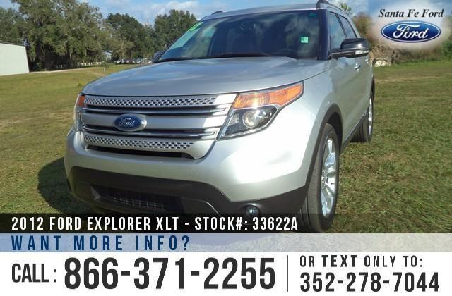 2012 Ford Explorer XLT - Financing Available!
