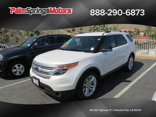 2012 ford explorer xlt sport utility 4d for sale in cathedral city california classified. Black Bedroom Furniture Sets. Home Design Ideas
