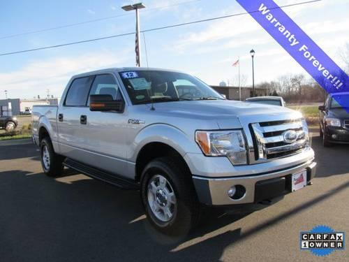 2012 ford f 150 4d crew cab xlt for sale in mukwonago wisconsin classified. Black Bedroom Furniture Sets. Home Design Ideas