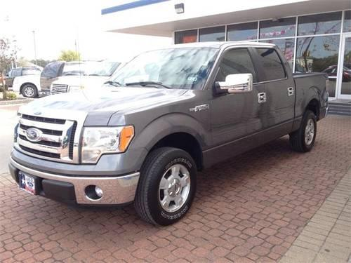 2012 ford f 150 4d crew cab for sale in orange texas classified. Black Bedroom Furniture Sets. Home Design Ideas