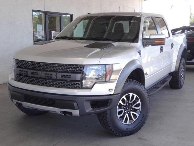 2012 ford f 150 4d supercrew svt raptor for sale in chico for Courtesy motors chico ca