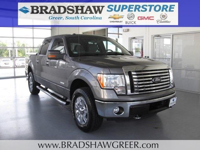 2012 ford f 150 4d supercrew xl for sale in greer south for D d motors greer sc