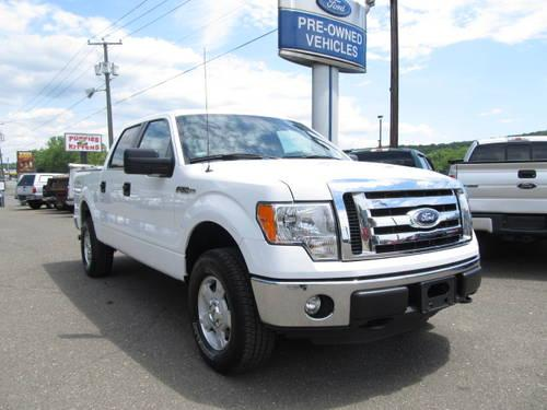 Colonial Ford Danbury Ct >> 2012 Ford F-150 4WD Standard Pickup Trucks XLT for Sale in ...
