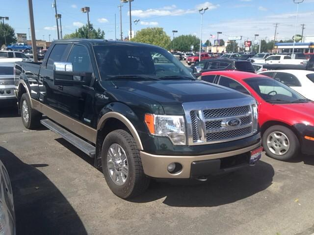 2012 ford f 150 4wd supercrew 157 lariat for sale in hollister idaho classified. Black Bedroom Furniture Sets. Home Design Ideas