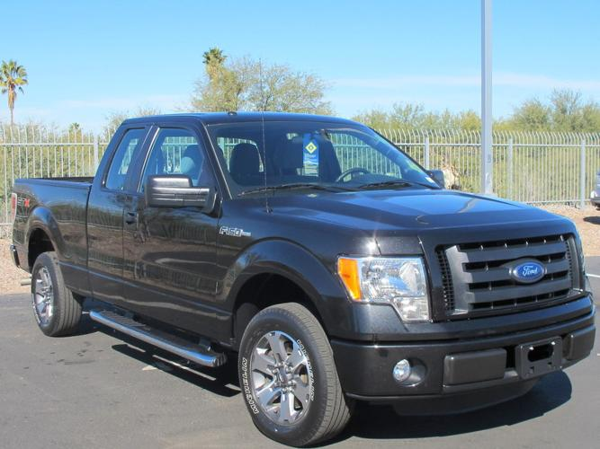 2012 ford f 150 4x2 fx2 4dr supercab styleside 6 5 ft sb for sale in tucson arizona classified. Black Bedroom Furniture Sets. Home Design Ideas