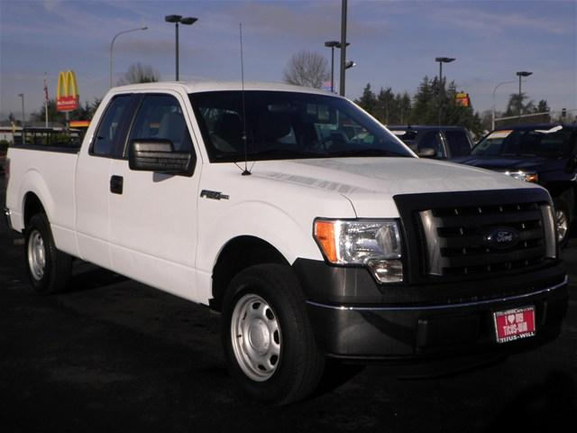 2012 ford f 150 4x2 stx 4dr supercab styleside 6 5 ft sb for sale in tacoma washington. Black Bedroom Furniture Sets. Home Design Ideas