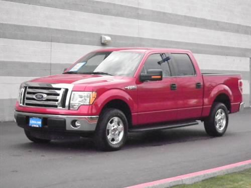 2012 ford f 150 4x2 supercrew cab styleside 5 5 ft box 145 in wb for sale in boise idaho. Black Bedroom Furniture Sets. Home Design Ideas