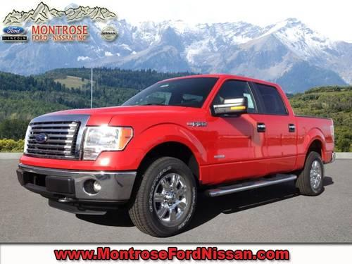 2012 ford f 150 crew cab pickup short bed xlt for sale in colona colorado classified. Black Bedroom Furniture Sets. Home Design Ideas
