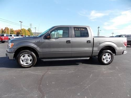 2012 Ford F-150 Crew Cab Pickup XLT Crew Cab 4X2 for Sale in ...