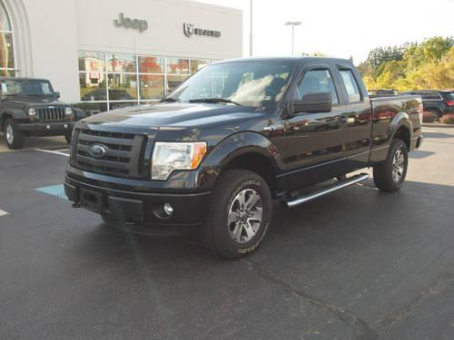 2012 ford f 150 extended cab pickup standard bed stx for sale in mckees rocks pennsylvania. Black Bedroom Furniture Sets. Home Design Ideas