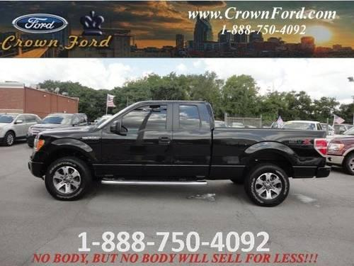 2012 ford f 150 extended cab pickup stx for sale in nashville tennessee classified. Black Bedroom Furniture Sets. Home Design Ideas
