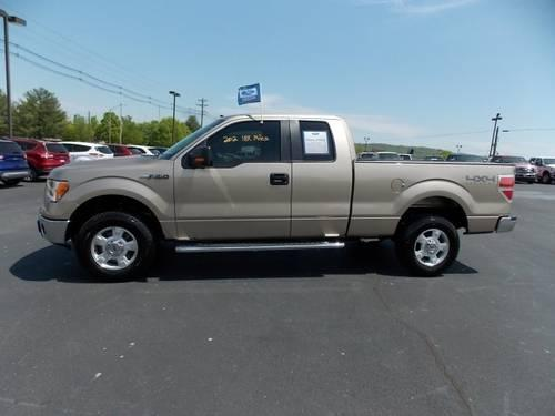 2012 ford f 150 extended cab pickup xlt extended cab 4x4 for sale in sweetwater tennessee. Black Bedroom Furniture Sets. Home Design Ideas