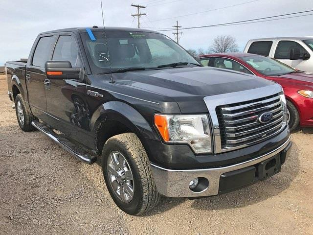 2012 Ford F-150 FX2 4x2 FX2 4dr SuperCrew Styleside 5.5