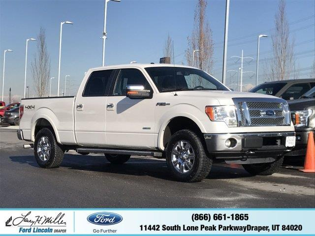 2012 Ford F-150 FX4 4x4 FX4 4dr SuperCrew Styleside 5.5