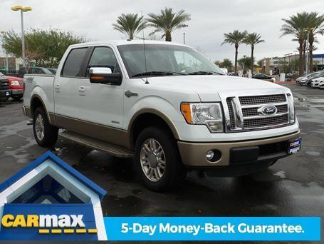 2012 ford f 150 king ranch 4x2 king ranch 4dr supercrew styleside 5 5 ft sb for sale in gilbert. Black Bedroom Furniture Sets. Home Design Ideas