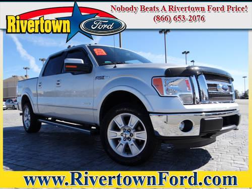 2012 ford f 150 pickup truck 4wd supercrew 145 lariat for sale in columbus georgia classified. Black Bedroom Furniture Sets. Home Design Ideas