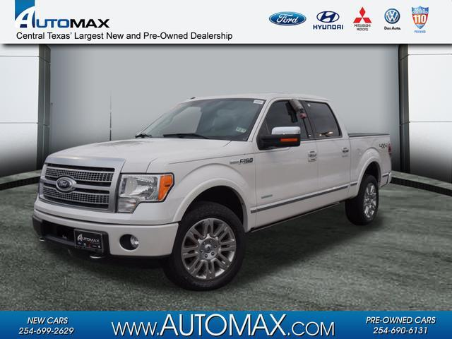 2012 ford f 150 platinum killeen tx for sale in killeen texas classified. Black Bedroom Furniture Sets. Home Design Ideas