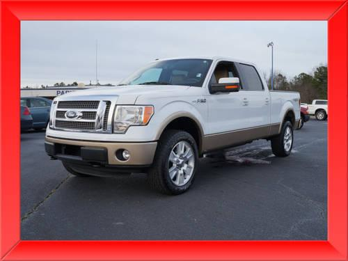 2012 ford f 150 supercrew 4x4 lariat for sale in lexington north carolina classified. Black Bedroom Furniture Sets. Home Design Ideas