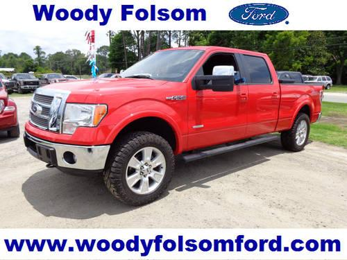 Woody Folsom Ford Baxley Ga >> 2012 Ford F-150 Supercrew 4X4 Lariat for Sale in Baxley, Georgia Classified | AmericanListed.com
