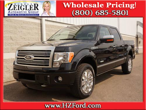 2012 ford f 150 supercrew 4x4 platinum for sale in plainwell michigan classified. Black Bedroom Furniture Sets. Home Design Ideas