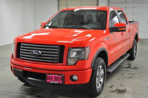 2012 ford f 150 truck eco boost supercrew cab for sale in for Dave smith motors locations