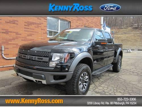 2012 ford f 150 truck svt raptor for sale in pittsburgh pennsylvania classified. Black Bedroom Furniture Sets. Home Design Ideas
