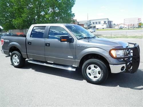 2012 ford f 150 truck xlt for sale in bozeman montana classified. Black Bedroom Furniture Sets. Home Design Ideas