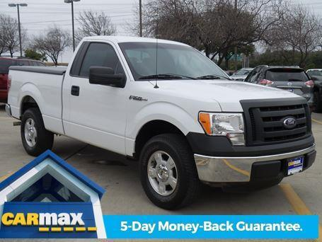 2012 Ford F-150 XL 4x2 XL 2dr Regular Cab Styleside 6.5