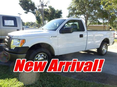 2012 Ford F-150 XL Orange City, FL