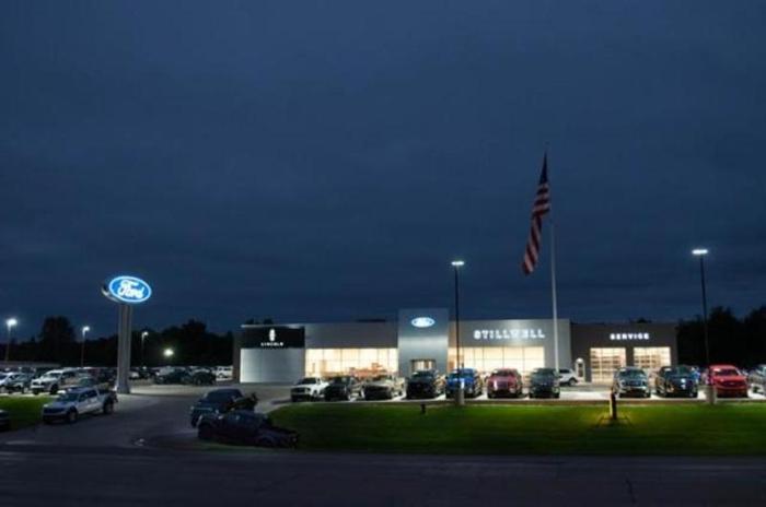 2012 Ford F-150 XLT 4x4 XLT 4dr SuperCab Styleside 6.5