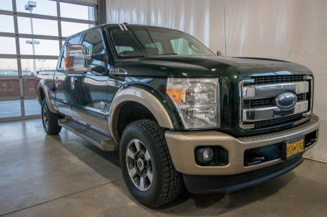 2012 Ford F-250 Super Duty King Ranch 4x4 King Ranch
