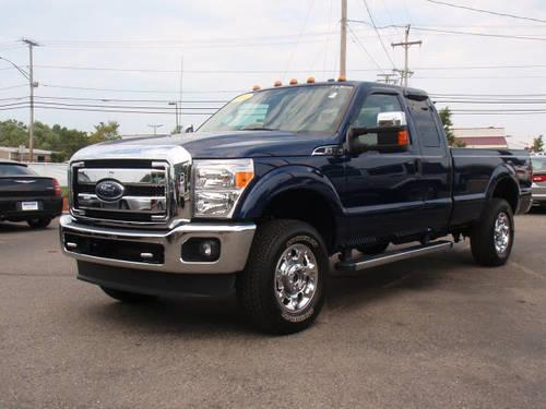 2012 Ford F-250 Super Duty Super Cab Pickup 4X4 XLT