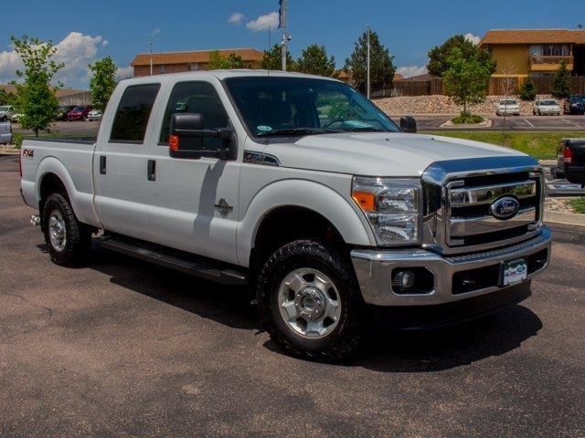2012 ford f 250 super duty xl 4x4 xl 4dr crew cab 6 8 ft sb pickup for sale in colorado springs. Black Bedroom Furniture Sets. Home Design Ideas