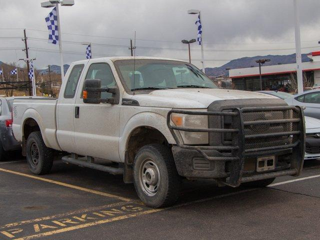 2012 Ford F-250 Super Duty XL 4x4 XL 4dr SuperCab 6.8