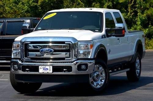 2012 ford f 250 truck lariat fx4 pkg for sale in morehead city north carolina classified. Black Bedroom Furniture Sets. Home Design Ideas