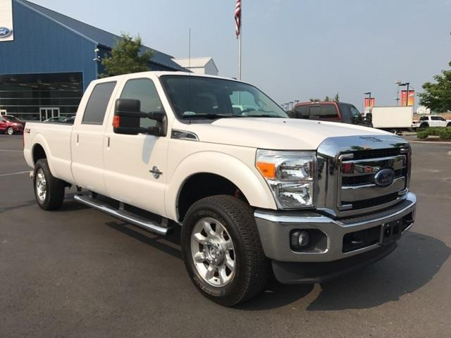 2012 ford f 350 super duty lariat 4x4 lariat 4dr crew cab 6 8 ft sb srw pickup for sale in. Black Bedroom Furniture Sets. Home Design Ideas