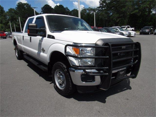 2012 Ford F-350 Super Duty XL 4x4 XL 4dr Crew Cab 6.8
