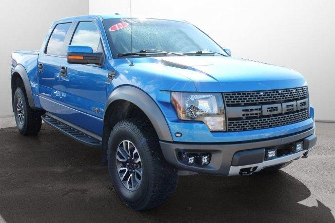 2012 Ford Raptor For Sale >> 2012 Ford F150 4x4 Crew Cab Svt Raptor For Sale In Freeport