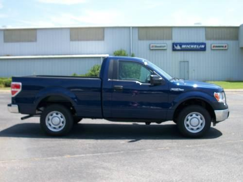2012 ford f150 regular cab blue gray low miles for sale in alexander city alabama classified. Black Bedroom Furniture Sets. Home Design Ideas