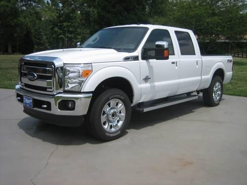 2012 ford f250 super duty fx4 lariat 6 7 l v 8 diesel crew cab for sale in concord georgia. Black Bedroom Furniture Sets. Home Design Ideas