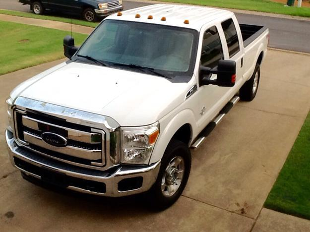 2012 ford f350 xlt fx4 6 7 diesel long bed for sale in cartersville georgia classified. Black Bedroom Furniture Sets. Home Design Ideas