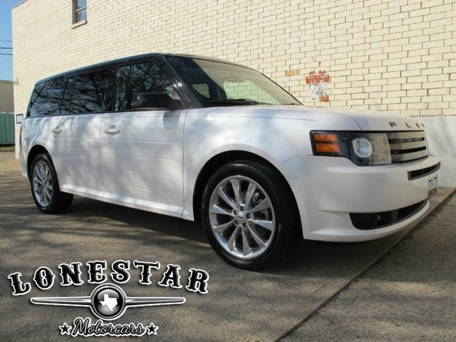2012 ford flex 4dr titanium fwd for sale in dallas texas. Black Bedroom Furniture Sets. Home Design Ideas