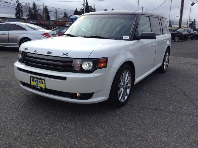 2012 ford flex awd limited 4dr wagon w ecoboost for sale in everett washington classified. Black Bedroom Furniture Sets. Home Design Ideas