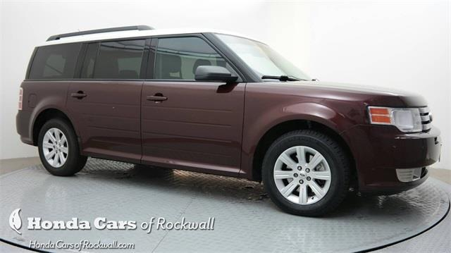 2012 Ford Flex SE SE 4dr Crossover