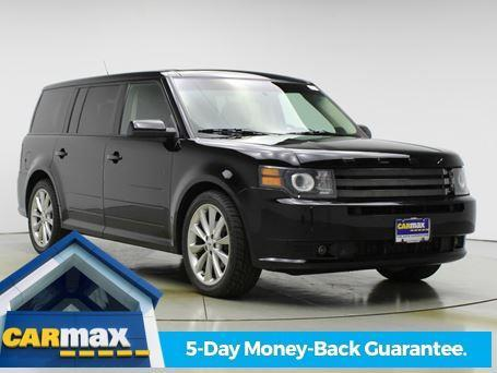 2012 ford flex titanium awd titanium 4dr crossover w ecoboost for sale in madison wisconsin. Black Bedroom Furniture Sets. Home Design Ideas