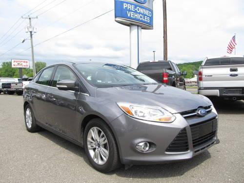 Colonial Ford Danbury >> 2012 Ford Focus 4-door Compact Passenger Car SEL for Sale ...