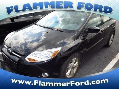 2012 ford focus 4 door hatchback for sale in brooksville florida classified. Black Bedroom Furniture Sets. Home Design Ideas