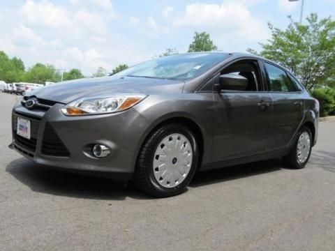 2012 ford focus 4 door sedan for sale in mount airy north carolina classified. Black Bedroom Furniture Sets. Home Design Ideas