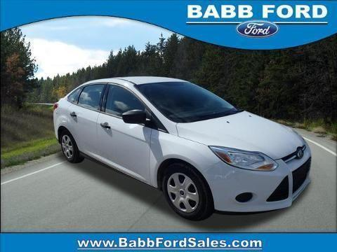 2012 ford focus 4 door sedan for sale in reed city michigan classified. Black Bedroom Furniture Sets. Home Design Ideas