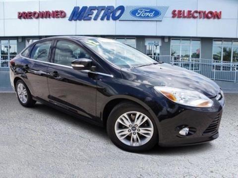 2012 ford focus 4 door sedan for sale in miami florida classified. Black Bedroom Furniture Sets. Home Design Ideas